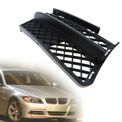 for BMW E90 E91 3 Series Front Lower Bumper Grille Grill  335xi 330i 328i Black