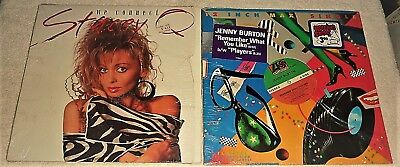 """LOT of (24) 12"""" MAXI SINGLES from THE 80's / SEE PICTURES FOR ARTISTS AND TITLES"""