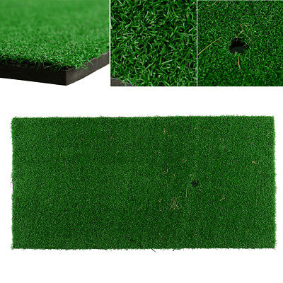 610A 60X30cm Backyard Golf Mat Residential Training Hitting-Pad Practice Rubber