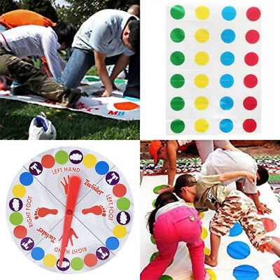 Funny Twister The Classic Game Family Kids Children Party Body Moves Hasbro UK