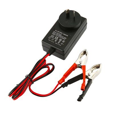 12 Volt Trickle Battery Charger Car Van Motorhome Caravan Motorbike Quad AU XP