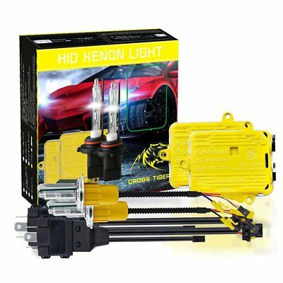 2pcs H4.HB2.9003 HID Quick Start Xenon Lamp Car Light Conversion Kit Ballast Q9