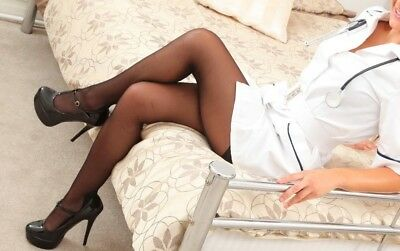 TAMARA Pantyhose & Tights Adult Role Play Dress Up Sexy Hosiery Sizes A B C D Q