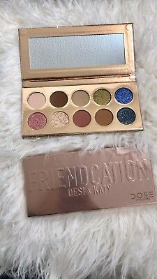 Dose of Colors DESI X KATY Collection Friendcation Eyeshadow Palette