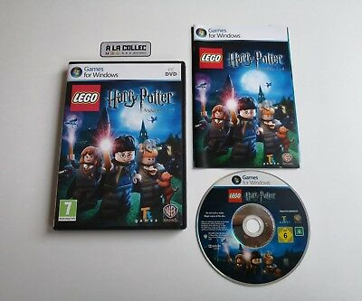LEGO Harry Potter Années 1 à 4 | Jeu PC | Version VF