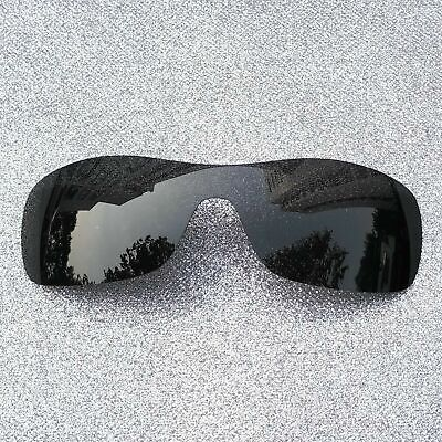 dd54dce856 Black Polarized Replacement Lenses For-Oakley Antix Sunglass 2 Pieces