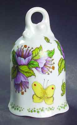 Hutschenreuther ANNUAL PORCELAIN BLOSSOM BELL 1978