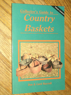 Collectors Guide To Country Baskets , New