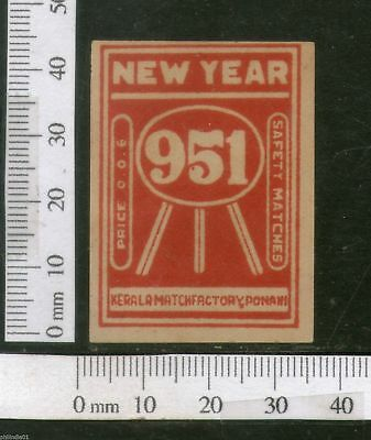 india new year safety match box label mbl76