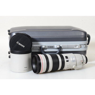 Canon EF 200-400mm 1:4 L IS USM Extender 1.4x Image Stabilizer Ultrasonic