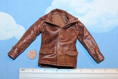 Did Dragon In Dreams 1:6Th Scale Ww2 French Resistance Brown Jacket Pierre