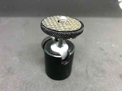 Vintage Camera Tripod Ball Head Part