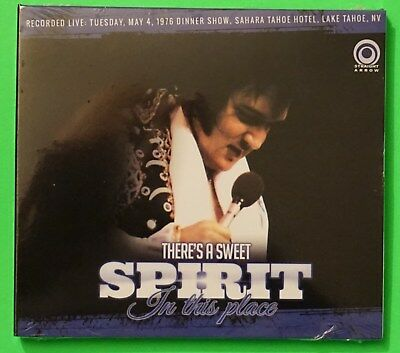 Elvis Presley - THERE'S A SWEET SPIRIT IN THIS PLACE