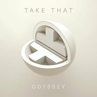 Take That - Odyssey Deluxe Edition [New CD]