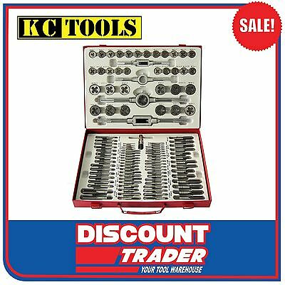 KC Tools Tap & Die Set 110 Piece Metric Only - PT52M