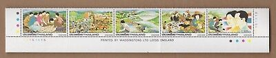 1984 Thailand Congress SG 1168/72 MUH Set 5
