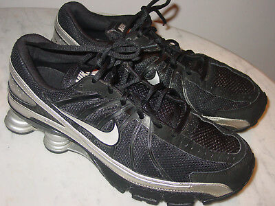 brand new fad91 56758 ... promo code for 2008 mens nike shox turbo vii white black silver shoes  size 11 sold