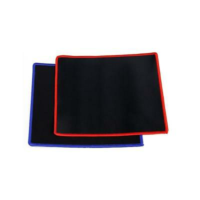 Black Rubber Gaming Mouse Mat Mice Pad Control Type PC Laptop Computer Sale