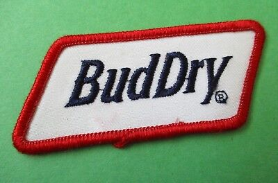 Bud Dry (Budweiser) Iron-On Beer Patch New Patch