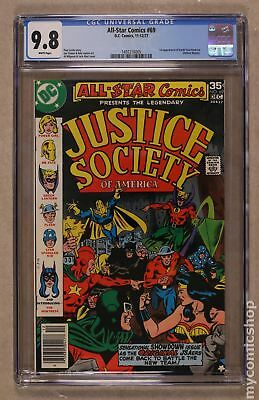 All Star Comics #69 1977 CGC 9.8 1497216005
