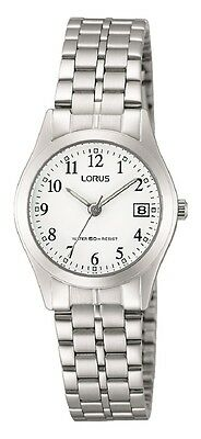 Lorus Ladies Stainless Steel Watch RH767AX9 RRP £44.99 Our Price £35.95