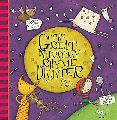 (Good)-The Great Nursery Rhyme Disaster (Paperback)-Conway, David-0340945087