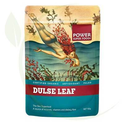 Power Super Foods Red Dulse Leaf 50g