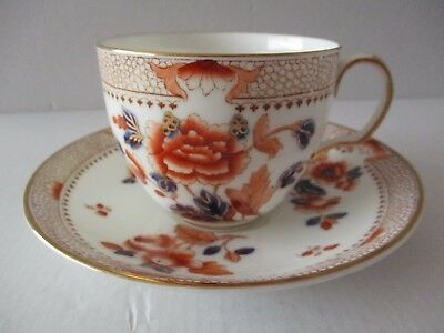 Hancocks China Cup And Saucer - Pebbles