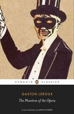 The Phantom of the Opera by Gaston Leroux 9780141191508 (Paperback, 2011)