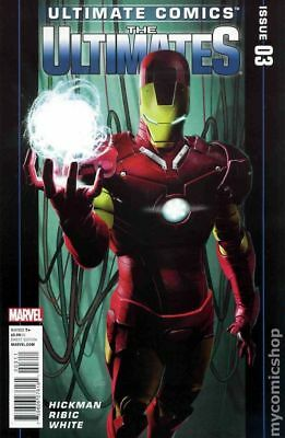 Ultimates (Marvel Ultimate Comics) #3 2011 FN Stock Image