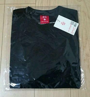 BTS LOVE YOURSELF World LY Tour Official black T-shirt M size official  goods MD