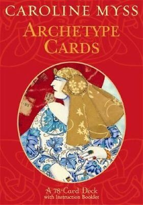 Archetype Cards by Caroline Myss 9781401901844 (Cards, 2003)