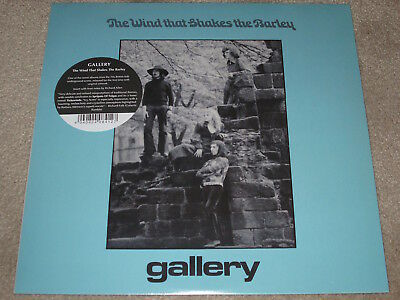 Gallery - The Wind That Shakes The Barley - New - Lp Record
