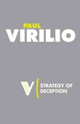Strategy of Deception by Paul Virilio 9781844675784 (Paperback, 2006)