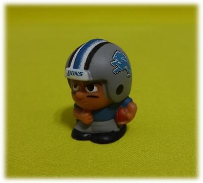 """Teenymates Series 2 1"""" Running Back Figure Detroit Lions - Discontinued"""