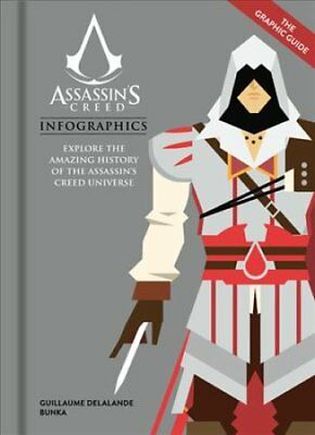 Assassin's Creed Infographics Explore the Amazing History of th... 9781781576304