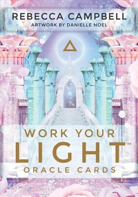 Work Your Light Oracle Cards by Rebecca Campbell 9781781809952 (Cards, 2018)
