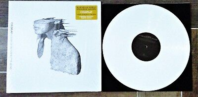 Coldplay - A Rush Of Blood to the Head Vinyl LP WHITE Colored New