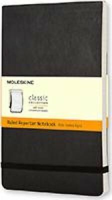 Moleskine Soft Cover Pocket Ruled Reporter Notebook by Moleskine 9788862934664