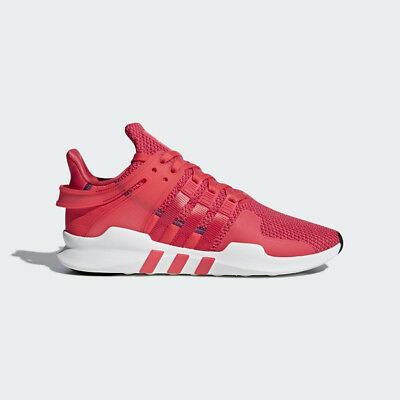 reputable site 8e62e 269f0 BRAND NEW $160 Adidas EQT Support ADV Shoes Red CQ3004 REAL CORAL / CLOUD  WHITE