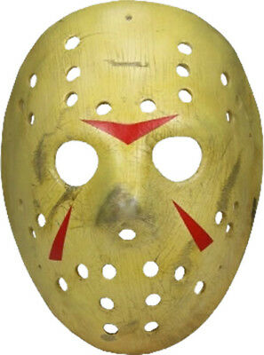FRIDAY THE 13TH - Jason Voorhees Part 3 Mask Prop Replica (NECA) #NEW