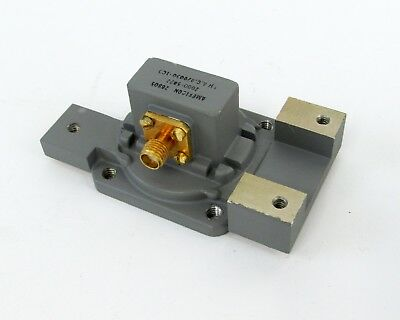 Americon 2000-5022 SMA Female to Waveguide Adapter - WR90, 8.2 to 12.4 GHz