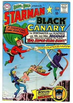 Brave and the Bold #62 (1965) VG/F New DC Silver Age Collection