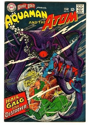 Brave and the Bold #73 (1967) VF/NM New DC Silver Age Collection