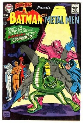 Brave and the Bold #74 (1967) VF+ New DC Silver Age Collection