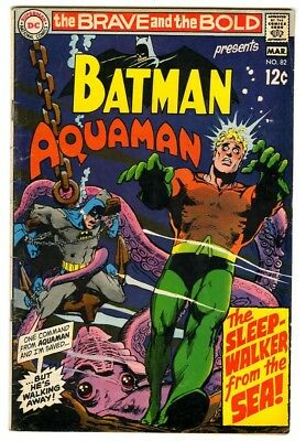 Brave and the Bold #82 (1969) Fine New Silver Age Collection art by Neal Adams