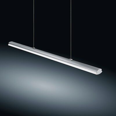 Helestra Venta Suspension à LED Nickel Mat Anodisé - Chrom 16/1645.19