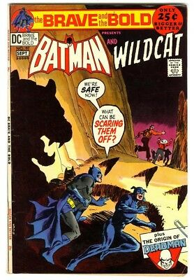 Brave and the Bold #97 (1971) F/VF New DC Silver Age Collection Giant Size