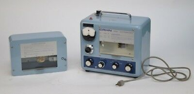 Cahn Model G Laboratory Gram Electrobalance Microbalance Fisher Scientific