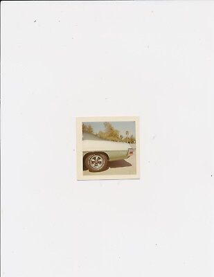 Incredible Composition GTO Le Mans Back Perfect Collectors Image Point of View